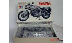 Suzuki GSX1100, масштабная модель мотоцикла, Tamiya, scale12
