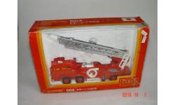 Fuso fire ladder Мегаантиквариат, масштабная модель, Tomica Dandy, 1:43, 1/43