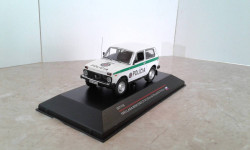 NIVA Policie Slovak Republik ... (IST)..., масштабная модель, 1:43, 1/43, IST Models, ВАЗ