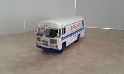 ПАЗ-3742 ... (СовА) ..., масштабная модель, 1:43, 1/43, Советский Автобус