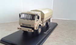 КамАЗ - 43502 ... (SSM) ...