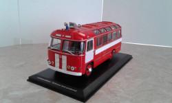 ПАЗ-672 пожарный ... (ClassicBus) ..., масштабная модель, 1:43, 1/43