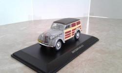 Москвич 401-422 'буратино' ... (DIP)..., масштабная модель, scale43, DiP Models