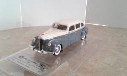 ЗиС-110 такси 1950г. ... (DIP) ..., масштабная модель, scale43, DiP Models