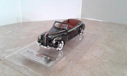 ЗиС-110Б такси Москва 1954г. ... (DIP) ..., масштабная модель, scale43, DiP Models