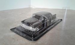 ГАЗ-13 'Чайка' ... (DeA) ..., масштабная модель, Автолегенды СССР журнал от DeAgostini, scale43