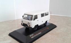 УАЗ-452 (39625) ... (IST) ..., масштабная модель, 1:43, 1/43, IST Models