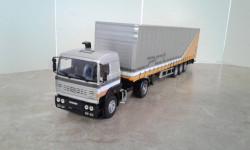 Renault G 340 (1990)... (IXO) (журналка тягачи мира), масштабная модель, 1:43, 1/43