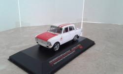 Москвич-408 'Custom Tuning'  ... (IST) ..., масштабная модель, 1:43, 1/43, IST Models