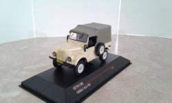 ГАЗ-69 ... (IST) ..., масштабная модель, IST Models, scale43