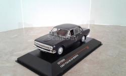 ГАЗ М-24 Волга (1967) ... (IST) ..., масштабная модель, scale43, IST Models