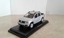 Renault DUSTER Oroch - 2016 ... (Norev)..., масштабная модель, scale43