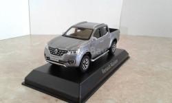 Renault Alaskan Pick-Up Van - 2017 ... (Norev)..., масштабная модель, 1:43, 1/43