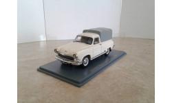 ГАЗ-М22 'Волга' пикап с тентом ... (NEO)..., масштабная модель, scale43, Neo Scale Models
