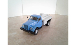 ГАЗ-51А ... (DeA) ...Авто легенды грузовики..., масштабная модель, Автолегенды СССР журнал от DeAgostini, scale43
