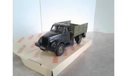 ГАЗ-63 ... (Наш Автопром)..., масштабная модель, scale43