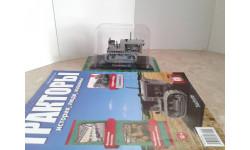 Сталинец-65 с журналом №5 ... (Hachette) ..., масштабная модель, Тракторы. История, люди, машины. (Hachette collections), scale43