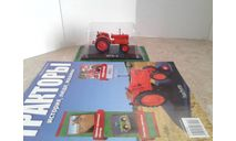 МТЗ-2 с журналом №13 ... (Hachette) ..., масштабная модель, scale43, Тракторы. История, люди, машины. (Hachette collections)