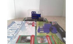 КД-35 с журналом №15 ... (Hachette) ..., масштабная модель, Тракторы. История, люди, машины. (Hachette collections), scale43