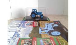 Т-40А с журналом №25 ... (Hachette) ..., масштабная модель, Тракторы. История, люди, машины. (Hachette collections), scale43