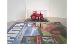МТЗ-52 с журналом №33 ... (Hachette) ..., масштабная модель, scale43, Тракторы. История, люди, машины. (Hachette collections)