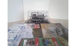 ДТ-57 с журналом №34 ... (Hachette) ..., масштабная модель, 1:43, 1/43, Тракторы. История, люди, машины. (Hachette collections)
