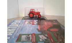 МТЗ-5 с журналом №35 ... (Hachette) ..., масштабная модель, 1:43, 1/43, Тракторы. История, люди, машины. (Hachette collections)