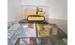 Т-330 с журналом №38 ... (Hachette) ..., масштабная модель, 1:43, 1/43, Тракторы. История, люди, машины. (Hachette collections), ДТ