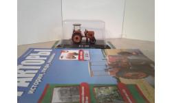 ДТ-20 с журналом №41 ... (Hachette) ..., масштабная модель, 1:43, 1/43, Тракторы. История, люди, машины. (Hachette collections)