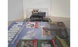 Сталинец-80 с журналом №45 ... (Hachette) ..., масштабная модель, 1:43, 1/43, Тракторы. История, люди, машины. (Hachette collections)
