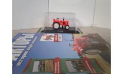 Т-25 с журналом №52 ... (Hachette) ..., масштабная модель, 1:43, 1/43, Тракторы. История, люди, машины. (Hachette collections)