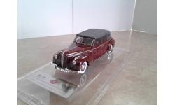 ЗиС-110Б с тентом Москва 1953г. ... (DIP) ..., масштабная модель, 1:43, 1/43, DiP Models