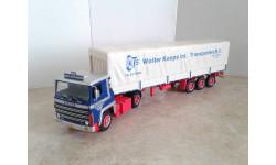 Scania LBT 141 (1976г.)  ... (IXO)..., масштабная модель, scale43