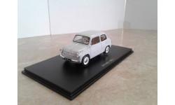 ЗАЗ-965 - 1960г.  ... (DIP) ..., масштабная модель, 1:43, 1/43, DiP Models