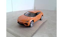 Lamborghini URUS ...  (проф. сборка из КИТа)..., масштабная модель, ручная работа, scale43