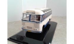 ПАЗ-652 1958г. 'Киев-Аэропорт Жуляны' ... (DIP)..., масштабная модель, DiP Models, scale43