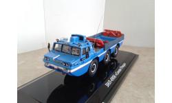 ЗиЛ-4906 'Синяя птица' из первых, без бортовых номеров ... (DIP) ..., масштабная модель, 1:43, 1/43, DiP Models