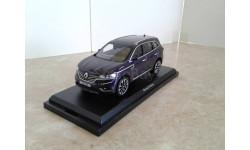Renault Koleos 2016 ... (Norev)..., масштабная модель, 1:43, 1/43