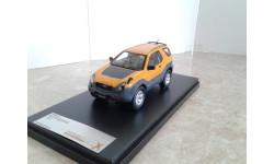ISUZU VehiCROSS ... (PremiumX) ..., масштабная модель, Premium X, scale43