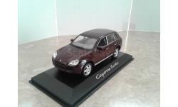 Porsche Cayenne turbo ... (Minichamps) ..., масштабная модель, 1:43, 1/43