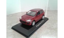 Porsche Cayenne GTS ... (Minichamps) ..., масштабная модель, scale43