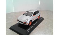 Porsche Cayenne Transsyberia ... (Minichamps) ..., масштабная модель, 1:43, 1/43