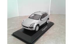 Porsche Cayenne ... (Minichamps) ..., масштабная модель, 1:43, 1/43