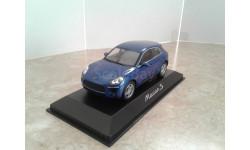 Porsche Macan S ... (Minichamps) ..., масштабная модель, scale43