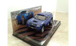 Volkswagen Race Touareg Homologation ... (Minichamps) ...