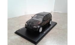 BMW X5 ... (Spark) ..., масштабная модель, 1:43, 1/43