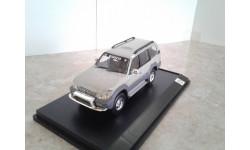 Toyota Land Cruiser Prado ... (Altaya) ... легкая конверсия..., масштабная модель, 1:43, 1/43