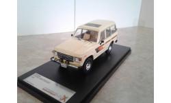 Toyota Land Cruiser 1982 ... (PremiumX) ..., масштабная модель, 1:43, 1/43, Premium X