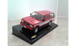 Chevrolet Veraneio Custom (1993г.) ... (Altaya)..., масштабная модель, 1:43, 1/43
