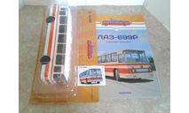 ЛАЗ-699Р ... (Наши автобусы) ..., масштабная модель, Наши Автобусы (MODIMIO), scale43